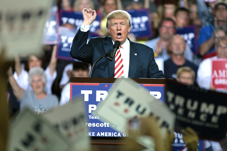 כיצד הפך דונאלד טראמפ את המפלגה הרפובליקנית למפלגת העם  הפופוליסטית