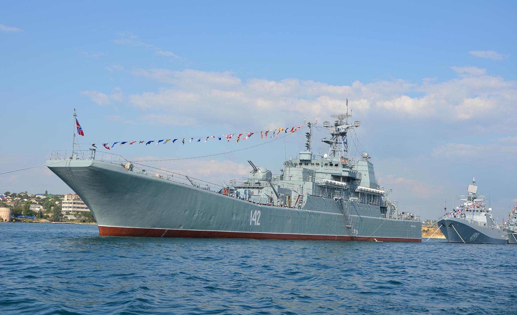 הים התיכון באסטרטגיה הימית הרוסית
