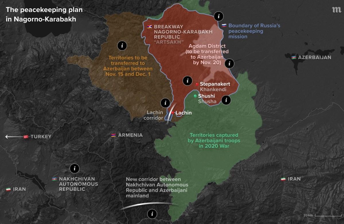 רוסיה וטורקיה: מאחורי ההתנגשויות בין ארמניה – אזרבייג'אן?